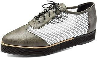 Smilice Women Casual Platform Shoes
