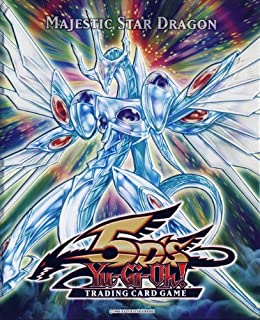 YuGiOh 5D's 2009 Collection Tin 2nd Wave Majestic Star Dragon Yusei Fudo