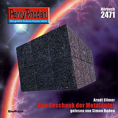 Das Geschenk der Metaläufer audiobook cover art