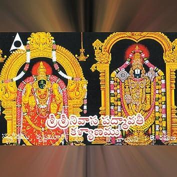 Sri Srinivasa Padmavathi Kalyanamu