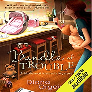 Bundle of Trouble audiobook cover art