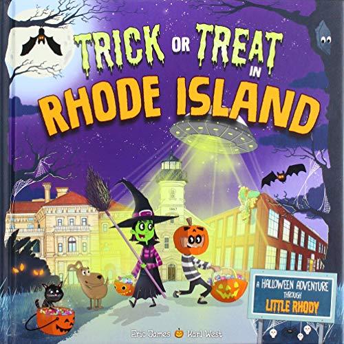 Trick or Treat in Rhode Island: A Halloween Adventure Through Little Rhody