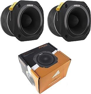 (2) PRV Audio TW700Ti Titanium Bullet Pro or Car Super Tweeter TW700 8 ohms 480W 1 Pair