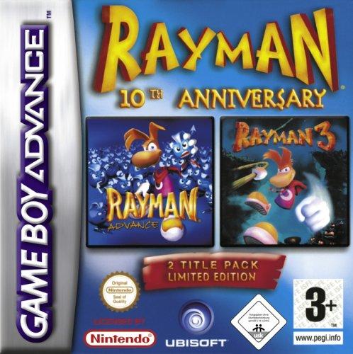 Rayman 10th Anniversary: Rayman Advance + Rayman 3 [Software Pyramide]