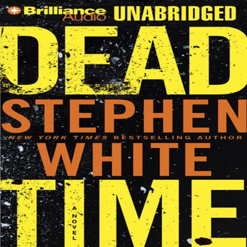 Dead Time audiobook cover art