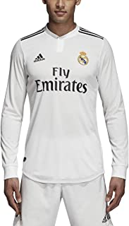 adidas Men's Real Madrid Home Authentic Jerseys