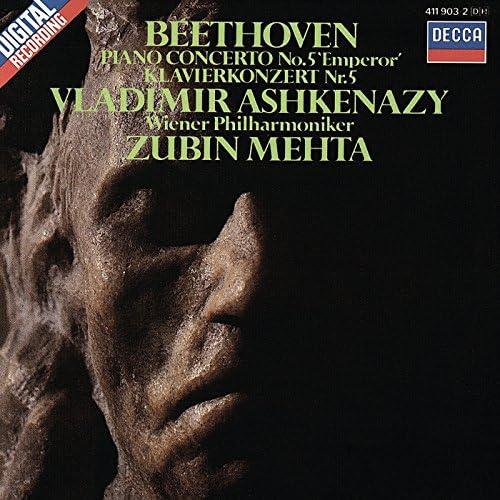Wiener Philharmoniker, Vladimir Ashkenazy, Zubin Mehta, Ludwig van Beethoven & Luiggi Madonis