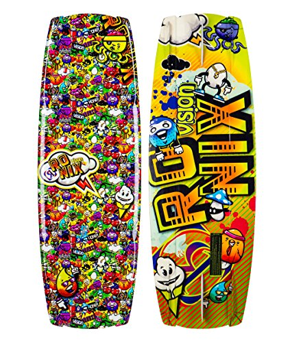 RONIX Vision Animated Collage Fremont, Bambini, Nero, 120
