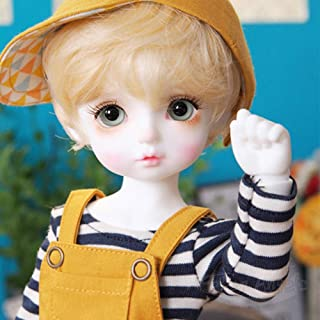 BJD/SD Doll 1/6 26CM 10 Inch Toys Jointed Body Full Set DIY Toys Cosplay Fashion Dolls with Clothes Outfit Shoes Wig Hair ...