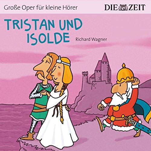 Tristan und Isolde audiobook cover art