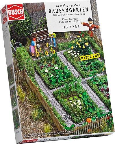 Busch 1254 - Bauerngarten