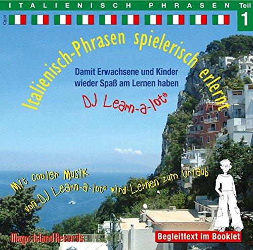 Italienisch-Phrasen Teil 1 spielerisch erlernt