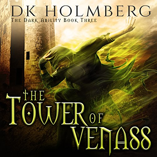 The Tower of Venass audiobook cover art