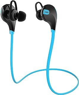 Aukey Sport Bluetooth Headphone, Blue - EP-B4-BL