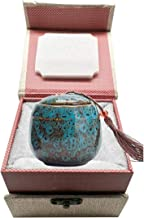 xutong Keepsake Urns for Human Ashes Small Boxes, Mini Funeral Cremation Urns Adult- Fits a Small Amount of Cremated Remai...