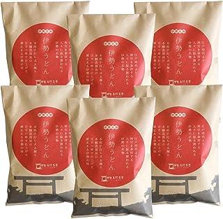 伊勢うどん オリジナルパッケージ 12食 ( 2食 × 6セット ) 本場 伊勢 からお届けする 本格 手打ち式麺 本醸造 たまり醤油 を使用した特製 つゆ付