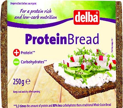 Delba Protein Bread, 8.1 Ounce