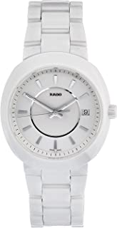 Rado Women's R15519102 Quartz White Dial Ceramic Watch
