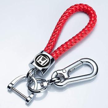 Honda Odyssey Pink Teardrop Key Fob Authentic Logo Key Chain Key Ring Keychain Lanyard