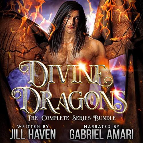 Divine Dragons cover art
