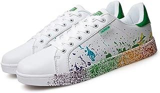 AIRIKE Men Women's Colorful Fashion Skater Sneakers...