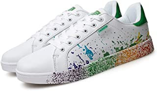 AIRIKE Men Women's Skateboarding Shoe Colorful Fashion Skater Sneakers Casual Sports Flat Shoes
