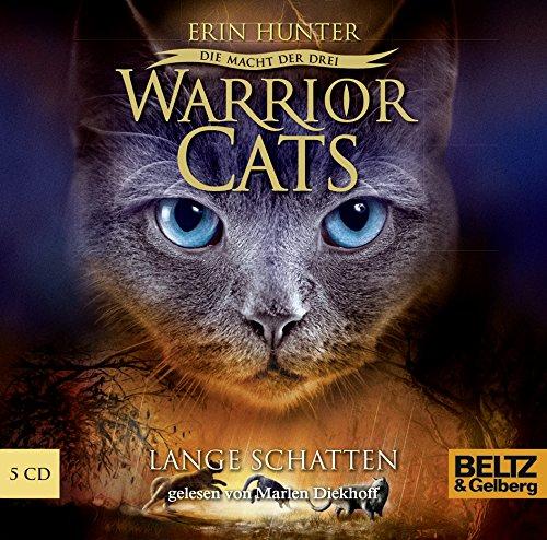 Hunter, E: Warrior Cats 3/05. Lange Schatten: III, Folge 5, gelesen von Marlen Diekhoff, 5 CDs in der Multibox, ca. 6 Std. 25 Min.