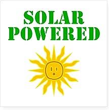 Best solar power stickers Reviews