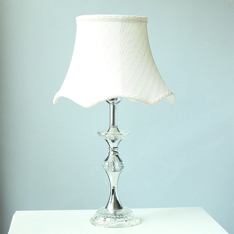 SKC Lighting-tischlampe Tischlampe Nachttischlampe Retro Kristall Lampe Europischen Stil Retro Nachttischlampe   E27