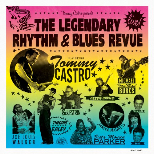 Presents The Legendary Rhythm & Blues Review Live