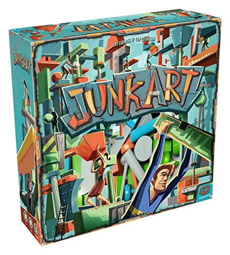 Junk Art Plastic Board Games