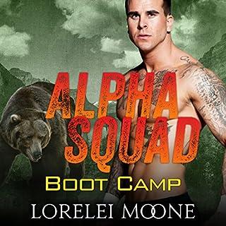 Alpha Squad: Boot Camp audiobook cover art