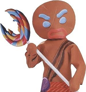Morris Costumes Men's Gingerbread Man Inflate Lollipop Costume Brown