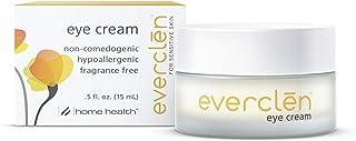 Home Health Everclen Eye Cream - .5 fl oz - Firming & Moisturizing For Sensitive Skin, Reduces Appearance of Fine Lines & ...