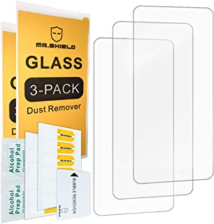 [3-Pack]-Mr.Shield for Samsung Galaxy Note 10 Lite [Tempered Glass] [Japan Glass with 9H Hardness] Screen Protector with L...