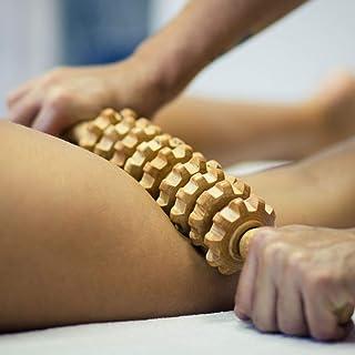 LAMB IMAGINATIVE Masseur portable en bois - Outil de massage des points de pression, soulagement de la douleur, massage du...