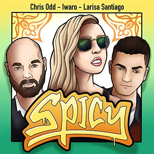 Chris odd, Iwaro & Larisa Santiago