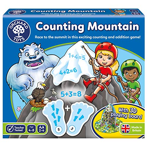 Orchard Counting Mountain, Multicolor, Talla única (57)