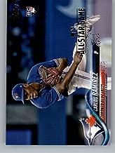Baseball MLB 2018 Topps All-Star Edition #467 Carlos Ramirez Blue Jays