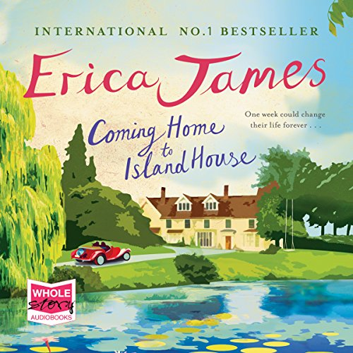 Coming Home to Island House audiobook cover art