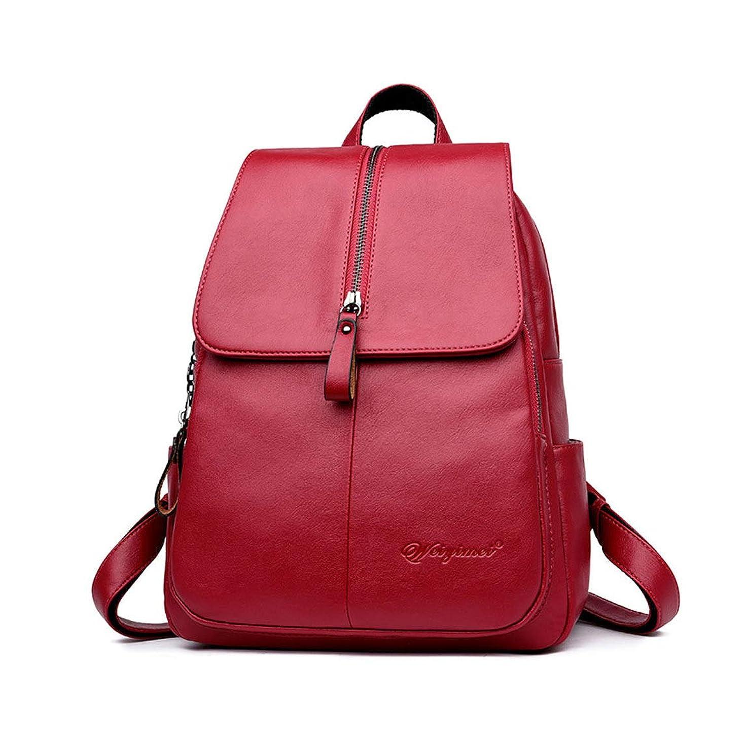 メリー掘る帳面DOODOO レディース リュック ミニ バックパック PUレザー ポシェット Mini Rucksack Bag for Women