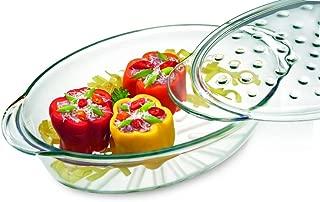 Best 3 quart glass baking dish Reviews