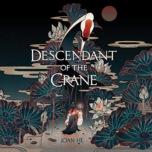 Descendant of the Crane cover art