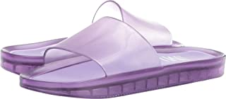 melissa Shoes Women's Beach Slide AD Clear Size: 7 US