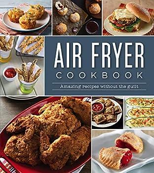 Air Fryer Cookbook  3-Ring Binder