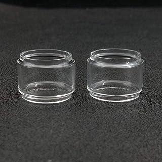 GEEKVAPEグリフィン25ミニアルファ4ミリリットル/ FITについてはブリッツェンRTA 5ミリリットルのためにCREED RTAの6.5ミリリットル/ FITについては4.5ミリリットル/ FITのために2個のバブルガラス管FIT (色...
