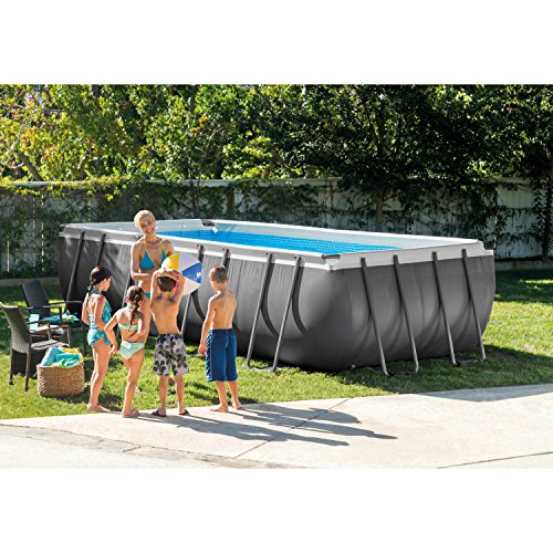 Intex 18ft Ultra Frame Pool Review
