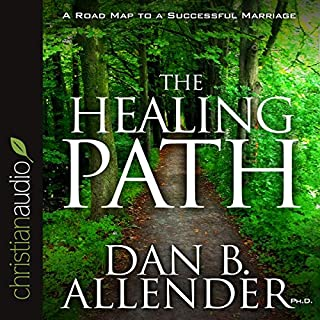 The Healing Path audiobook cover art