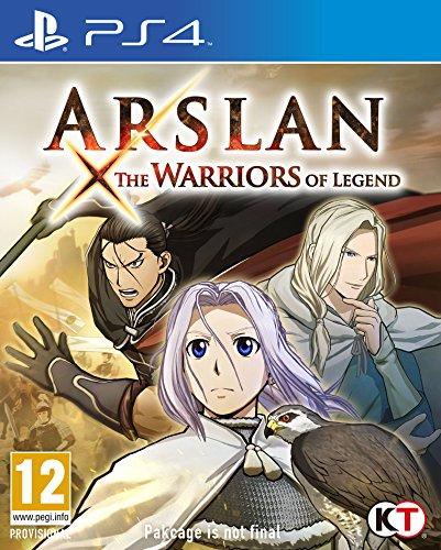 Arslan The Warriors of Legend (PS4) - [Edizione: Regno Unito]