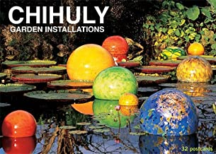 Chihuly Garden Installations Postcard Set: Set of 32 Postcards